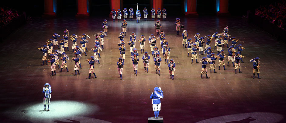 Lucerne Marching Band